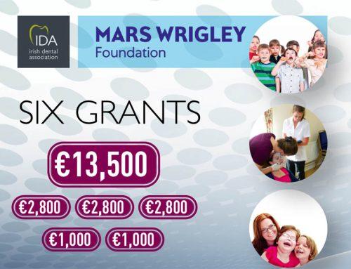 Mars Wrigley Grants 2021