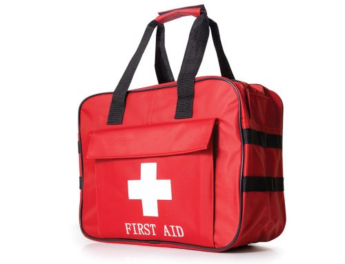 Review your  first aid arrangements